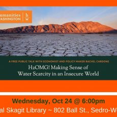 October Is Water Month at the Library